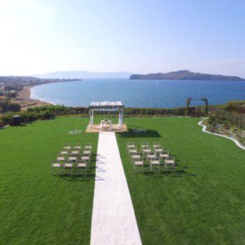 Sea View Κτήμα Γάμου  - Εν Κήπω