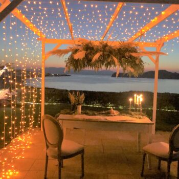 Sea View Wedding Venue - EnKipo